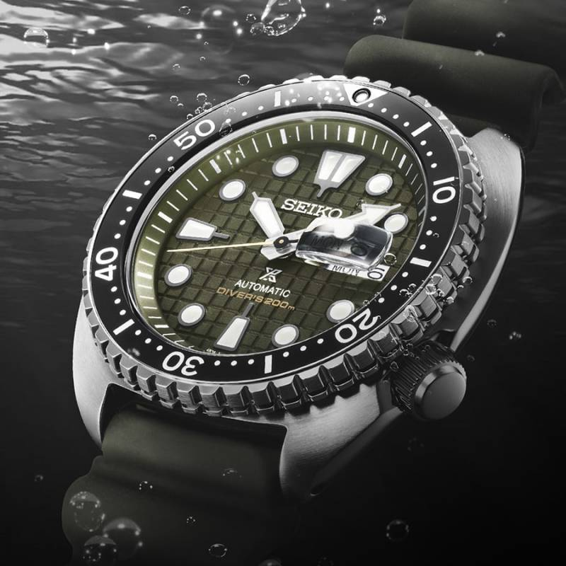 SEIKO AUTOMATIC 'KING TURTLE' PROSPEX SRPE05K1 - Vincent Watch
