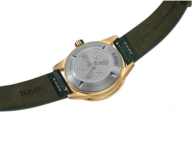 Rado Captain Cook Bronze Automatic R32504315 - Vincent Watch