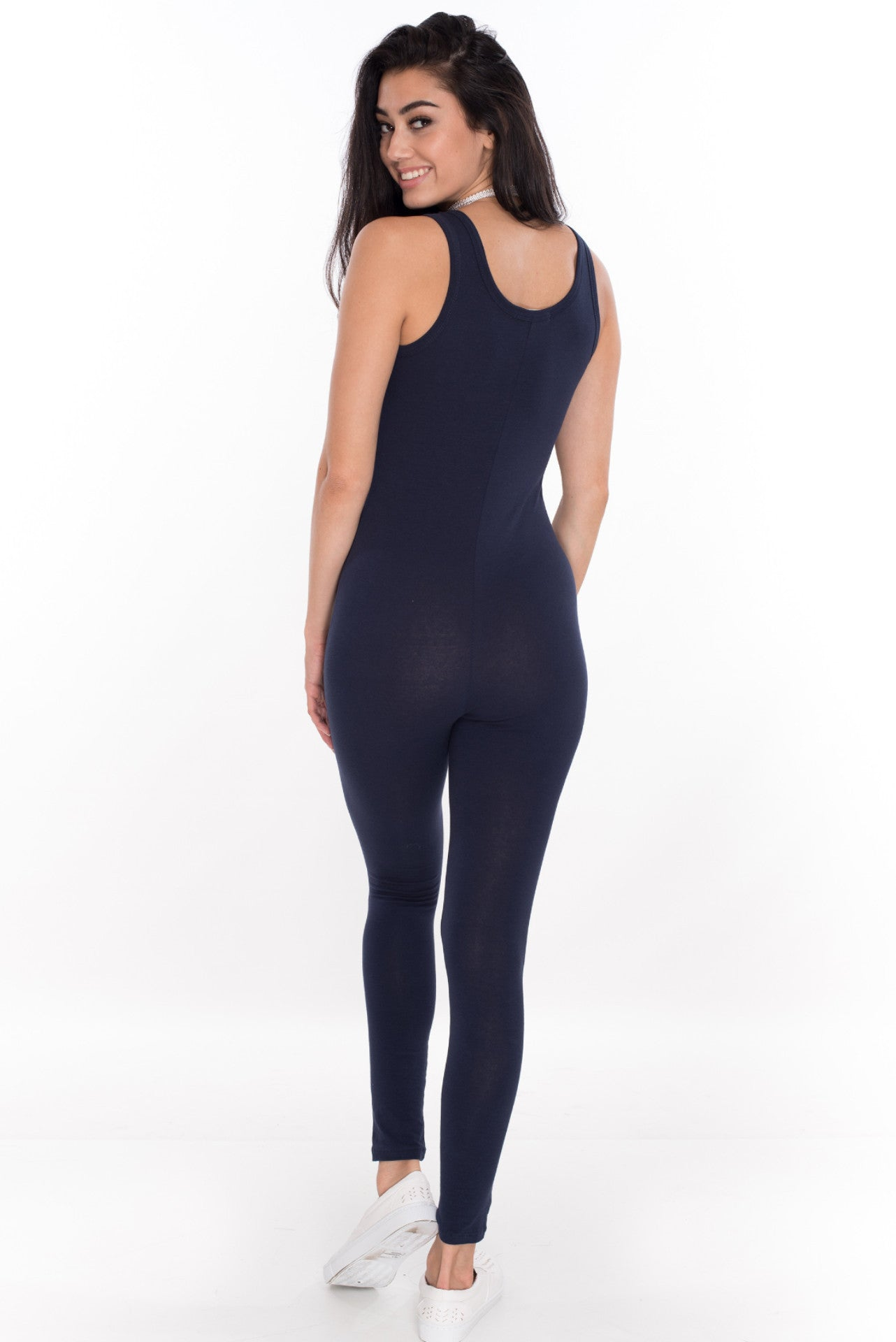 Kitty Catsuit - Navy
