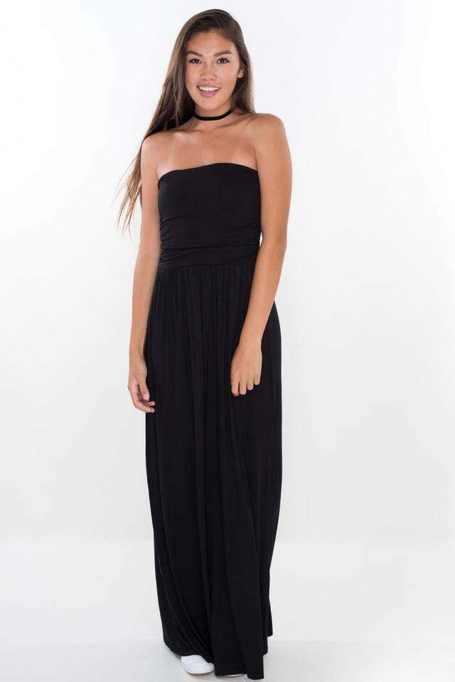 Crazy About You Maxi - Black