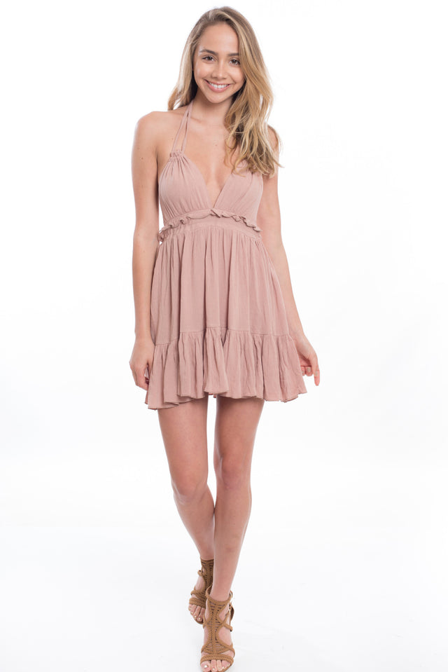 Midsummer Dress - Sable