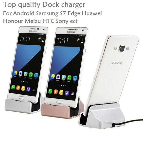 Universal Android Charging Dock Station