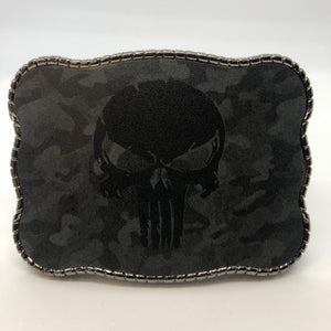 Camo Punisher Skull
