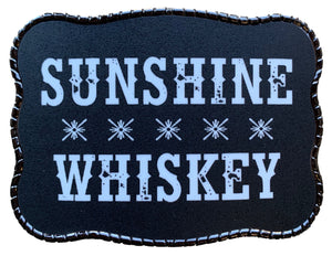 Sunshine & Whiskey Black #2