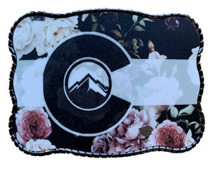 Floral Colorado Flag