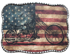 Motorcycle Flag