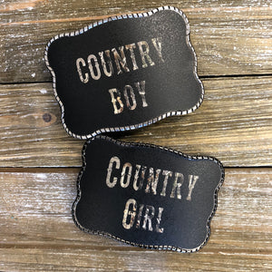 Camo Country Boy & Girl