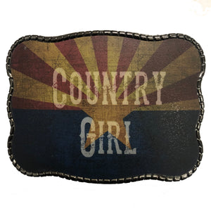 Arizona Country Girl