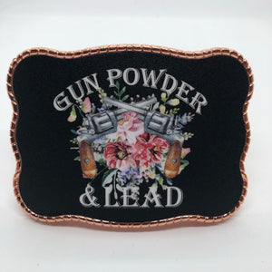 Gunpowder & Lead Floral