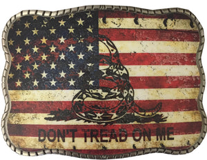 Distressed Don't Tread on Me
