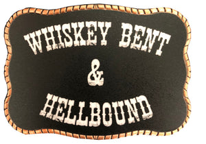 Whiskey Bent & Hellbound #2