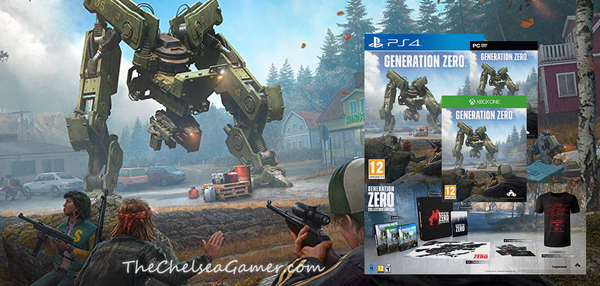 Generation Zero - 26th March - TheChelseaGamer.com