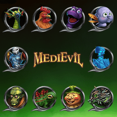 MediEvil Avatars