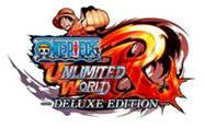 One Piece Unlimited Red Deluxe Logo