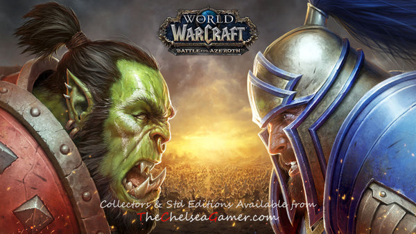 World of Warcraft 8.0 Battle for Azeroth