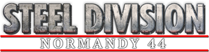 Steel Division Normandy Logo TCG