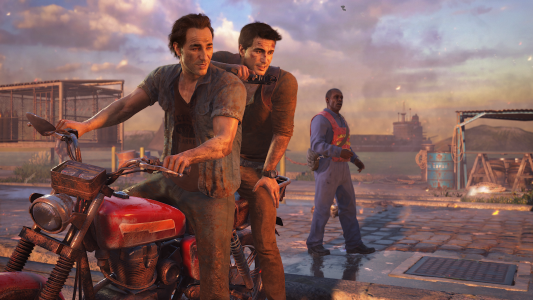 Uncharted 4: A Thief's End (PS4) - Video Games by Sony The Chelsea Gamer
