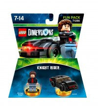 LEGO® Dimensions: Knight Rider Fun Pack - Toy by Warner Bros. Interactive Entertainment The Chelsea Gamer