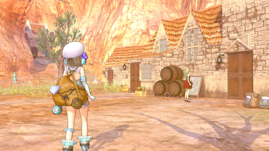 Atelier Firis The Alchemist & the Mysterious Journey - PS4