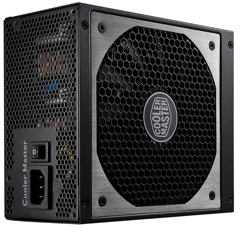 Cooler Master Vanguard V 850W 80plus Gold Power Supply Unit Fully Modular with 100% Japanese Capacitor and UK Cable