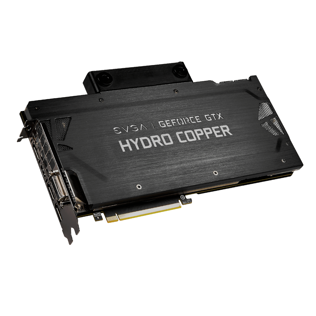 Evga GeForce GTX 1080 Ti FTW3 iCX Hydro Copper GAMING Graphic Card - Core Components by Evga The Chelsea Gamer