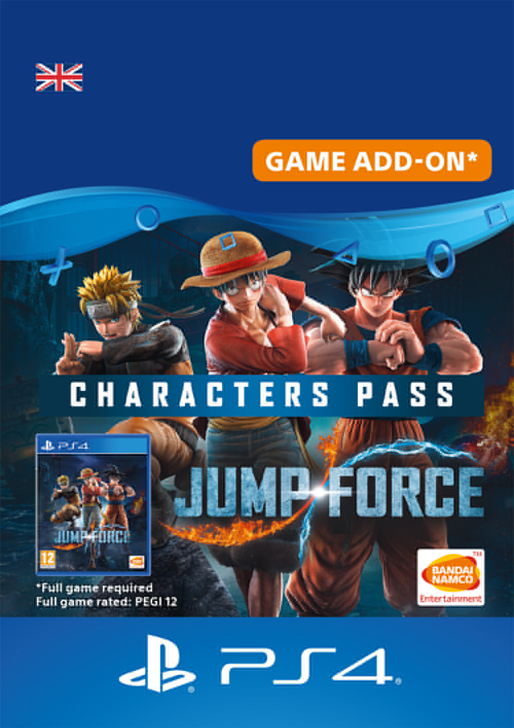 Jump Force - Character Pass