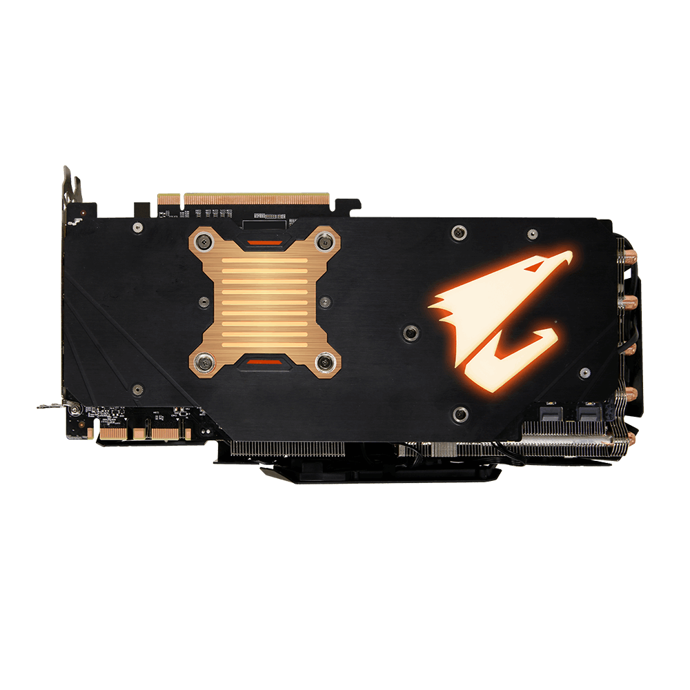 Gigabyte NVIDIA GeForce GTX 1080 Ti Xtreme Edition 11G Graphic Card