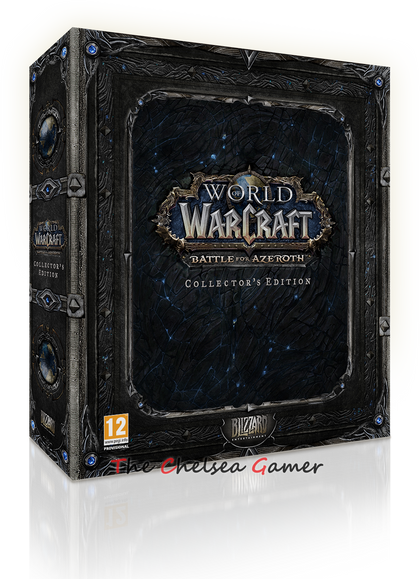 World of Warcraft®: Battle for Azeroth™ - Collectors Edition