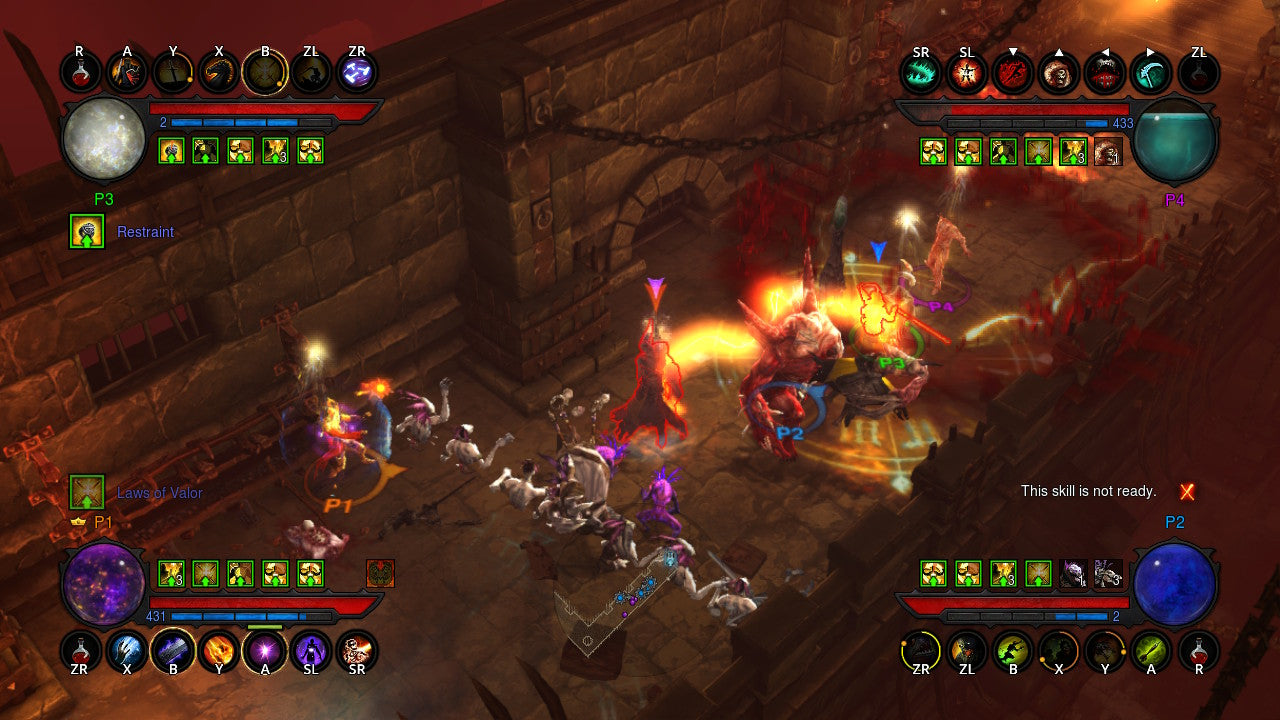 Diablo Eternal Collection - Nintendo Switch