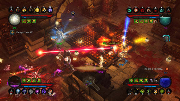 Diablo Eternal Collection - Nintendo Switch - Video Games by Blizzard The Chelsea Gamer
