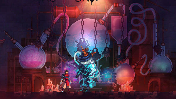 Dead Cells - Video Games by Merge Games The Chelsea Gamer