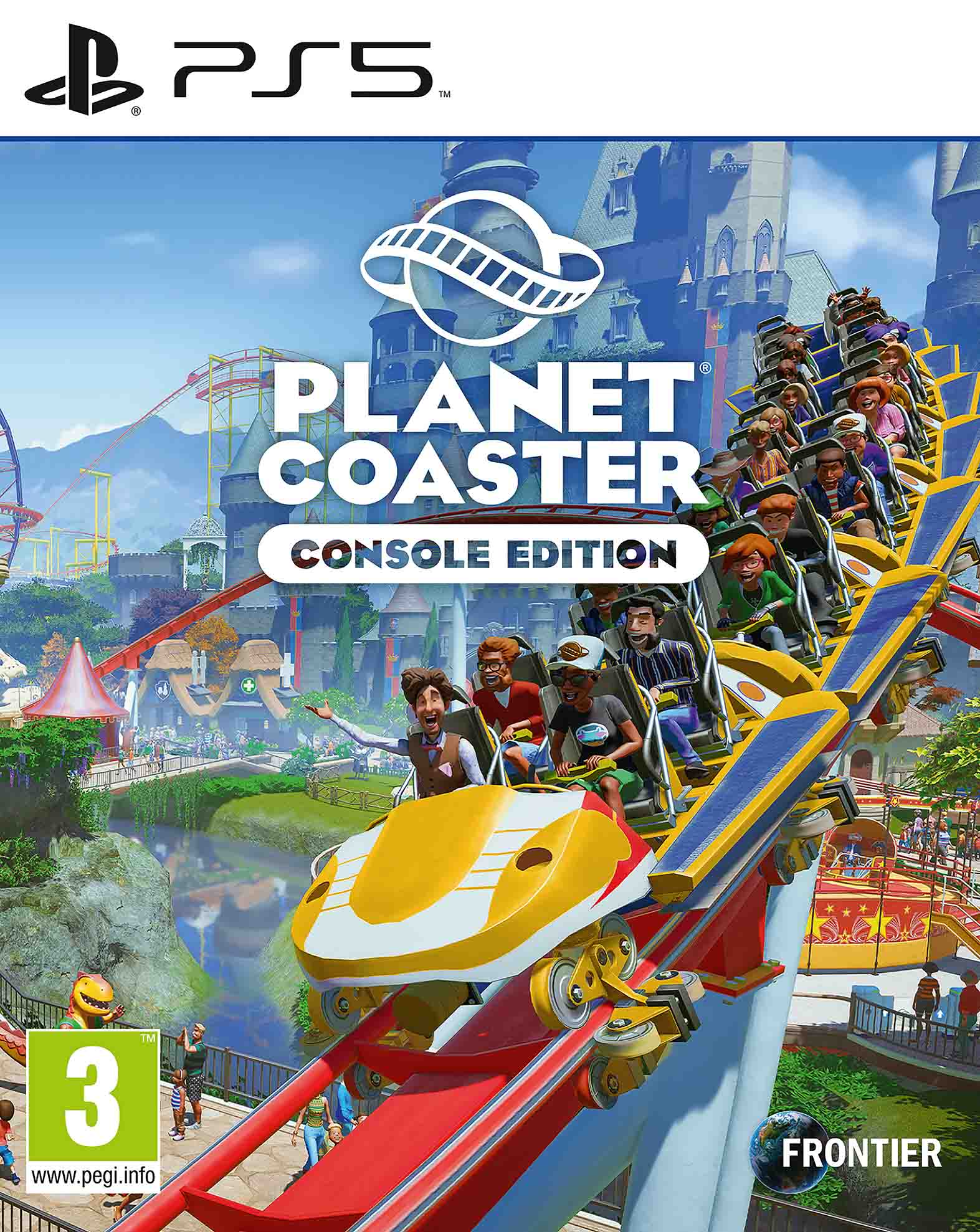 Planet Coaster Console Edition-PlayStation 5