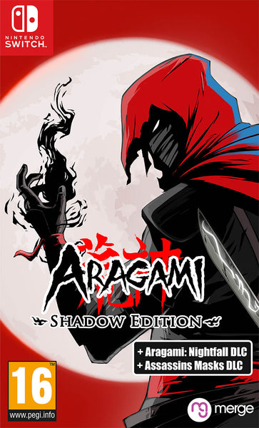 Aragami: Shadow Edition - Video Games by Merge Games The Chelsea Gamer