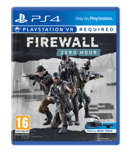 Firewall Zero Hour - PlayStation VR