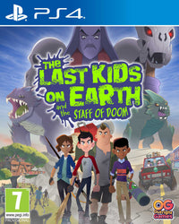 The Last Kids on Earth and the Staff of Doom - PlayStation 4