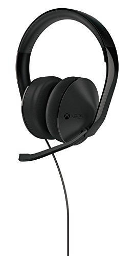 Official Xbox One Stereo Headset (Xbox One) - Console Accessories by Microsoft The Chelsea Gamer