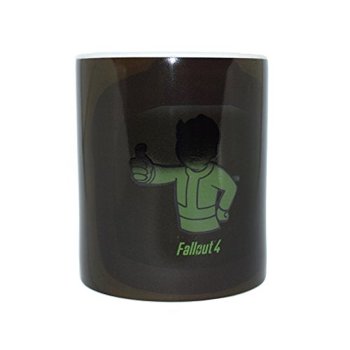 Fallout Official Vault Boy Heat Reactive Mug