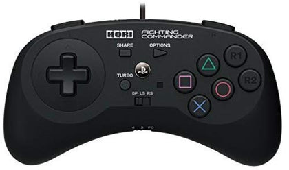 Hori Fighting Commander 4 - Wired Controller for PlayStation 4