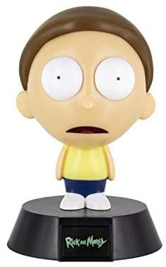Morty Icon Light V2