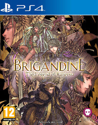 Brigandine: The Legend of Runersia - PlayStation 4