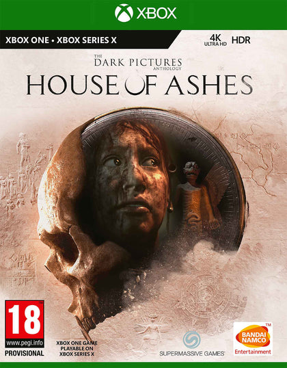 The Dark Pictures Anthology: House of Ashes - Xbox