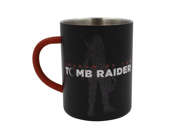 Tomb Raider - Steel Mug