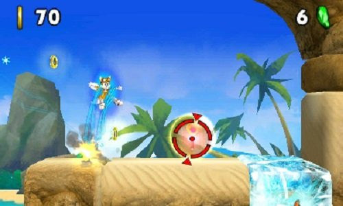 Sonic Boom: Fire & Ice (Nintendo 3DS)