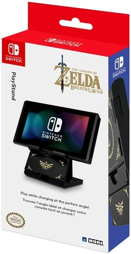 Special Edition ZELDA Playstand for Nintendo Switch by HORI