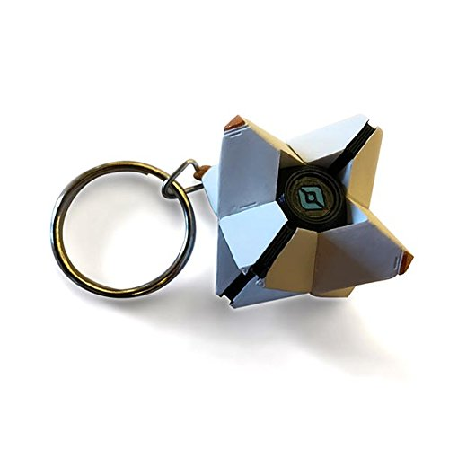 Destiny 3D Ghost Key Chain - merchandise by Rubber Road The Chelsea Gamer