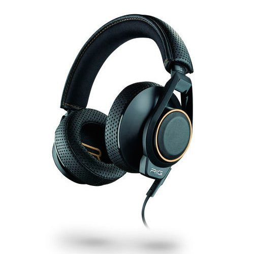 Plantronics RIG 600 High-Fidelity Stereo Gaming Headset - Audio by Plantronics The Chelsea Gamer