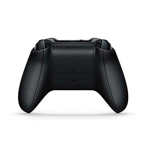 Xbox One Wireless Controller (Black) - Console Accessories by Microsoft The Chelsea Gamer