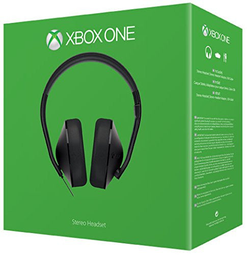 Official Xbox One Stereo Headset (Xbox One)