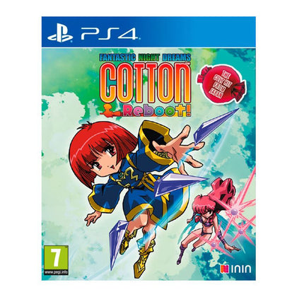 Cotton Reboot! - PlayStation 4