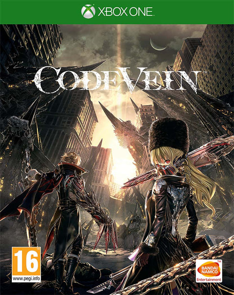 Code Vein - Xbox One - Video Games by Bandai Namco Entertainment The Chelsea Gamer